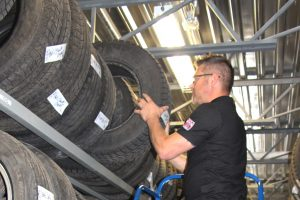 Tire sale and installation